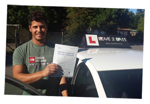 automatic driving lessons in Pinner