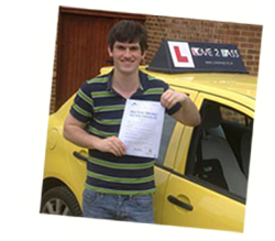 driving lessons in Uxbridge - love 2 pass