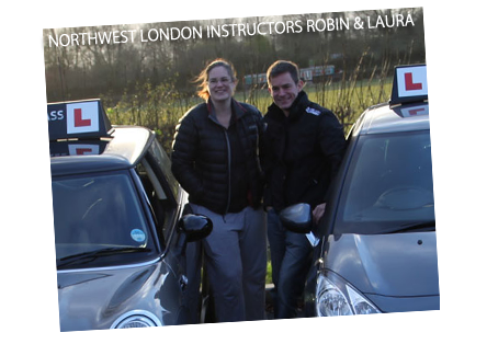 driving lessons Pinner - Robin Hendley - driving instructor Ruislip