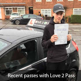 automatic driving lessons pinner - love 2 pass driving school